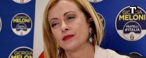 Giorgia Meloni sondaggi