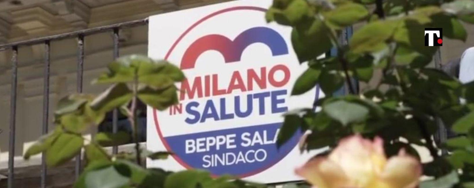 Milano in Salute, nuova lista Beppe Sala sindaco