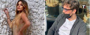 Nicolò Zaniolo e la nuova fidanzata Sophie Codegoni