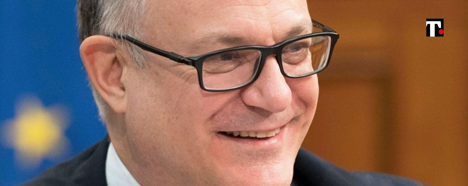 Roberto Gualtieri candidato sindaco Roma