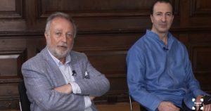 Alvise Casellati e Fabio Finotti