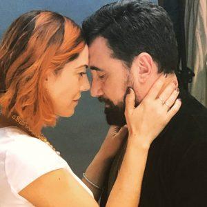 Federico Zampaglione e Giglia Marra si sposano