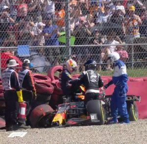 Hamilton Verstappen incidente