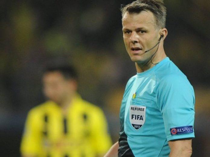 Arbitro della finale degli Europei