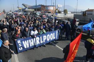 Sciopero Whirlpool