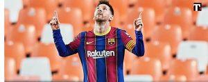 Messi dove giocherà?