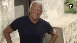 Giorgio Armani stabilimento balneare