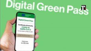 green pass lavoro