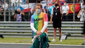 Vettel sotto investigazione