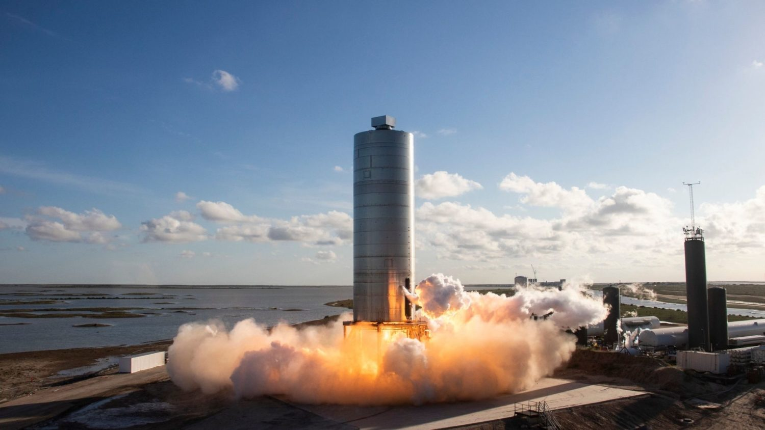 spacex texas