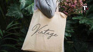 borse di tela inquinano