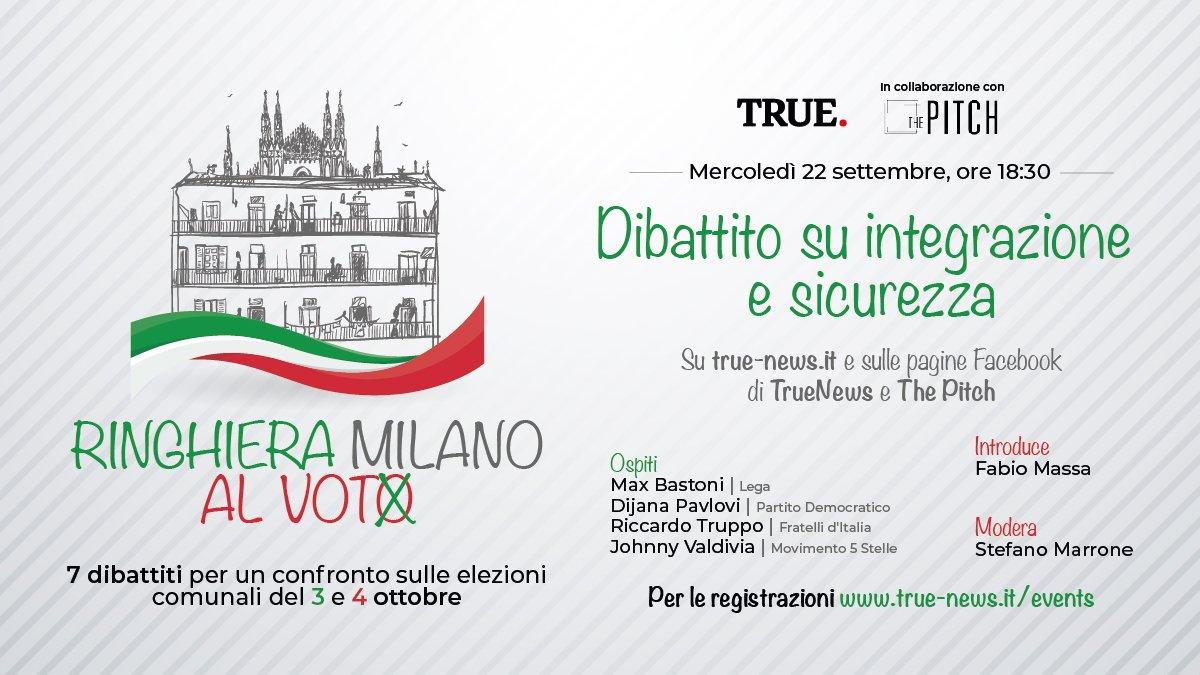 Ringhiera Milano integrazione sicurezza