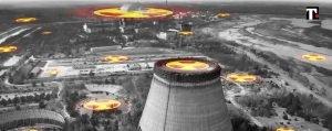 chernobyl reattore 4 si è risvegliato