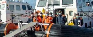migranti sbarcati a lampedusa