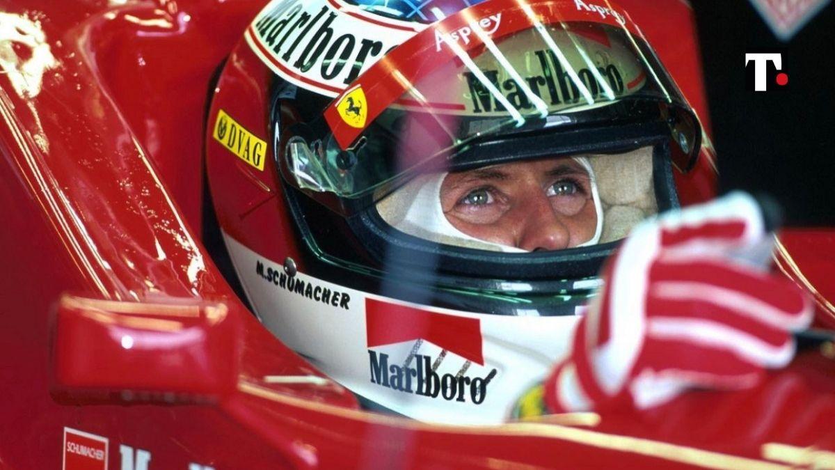 Netflix documentario Michael Schumacher