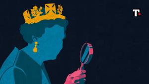 Regina Elisabetta Detective libro