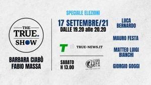 the true show 17 settembre