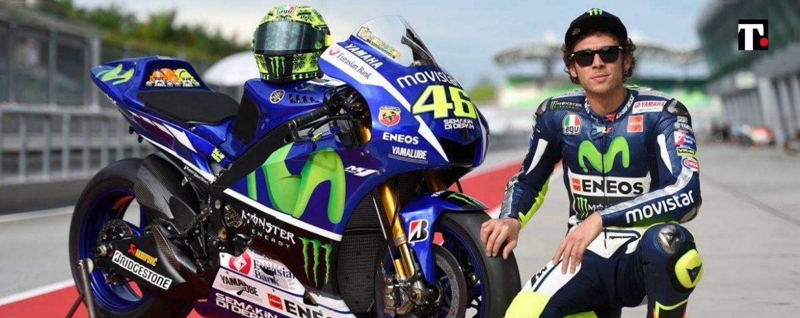Valentino Rossi ultima gara in Italia
