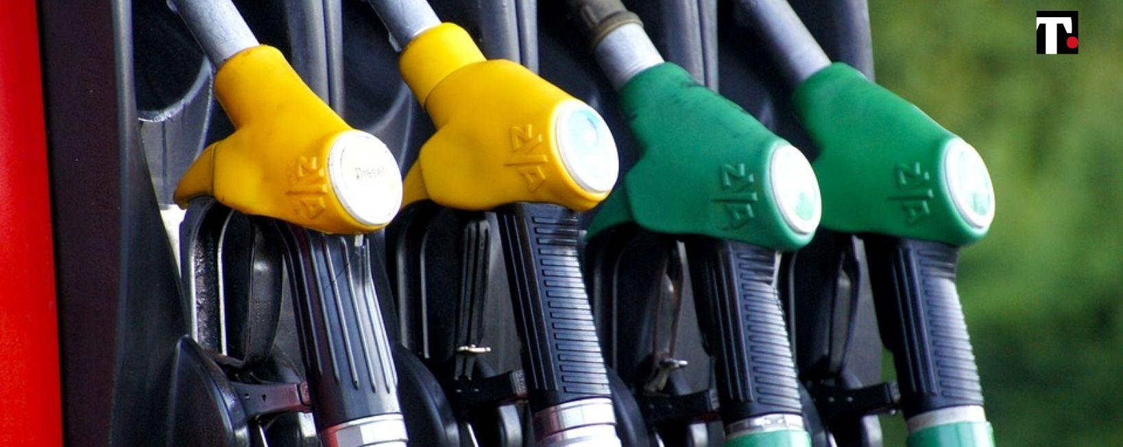 prezzi carburanti aumento