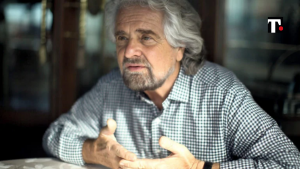 Green Pass Beppe Grillo