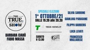the true show 1° ottobre